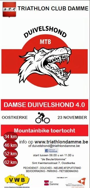 Affiche met sponsors
